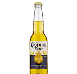 bottle of corona